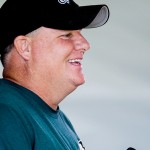 Chip Kelly. (Jeff Fusco)