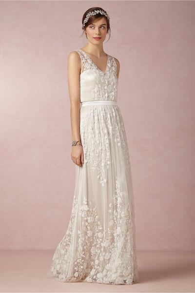 BHLDN's Sian gown, BHLDN.com.