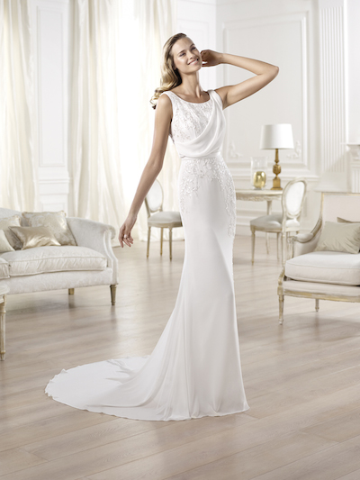 Olivei by Pronovias. Photo courtesy of the designer.