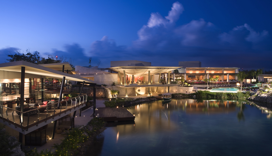 Rosewood Mayakoba in Riviera Maya, Mexico. Photo courtesy of the resort.
