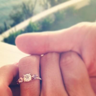 Dahlia's ring!