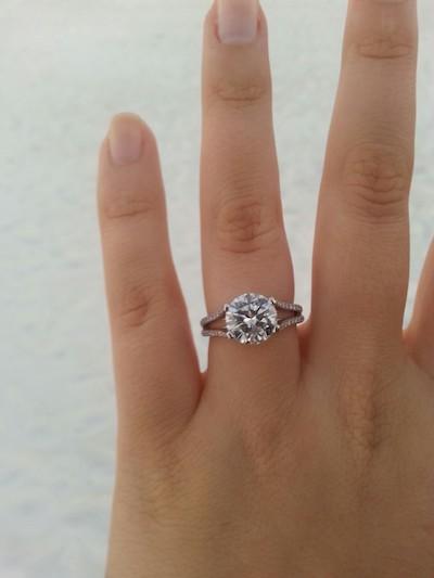 Kirsten's ring!