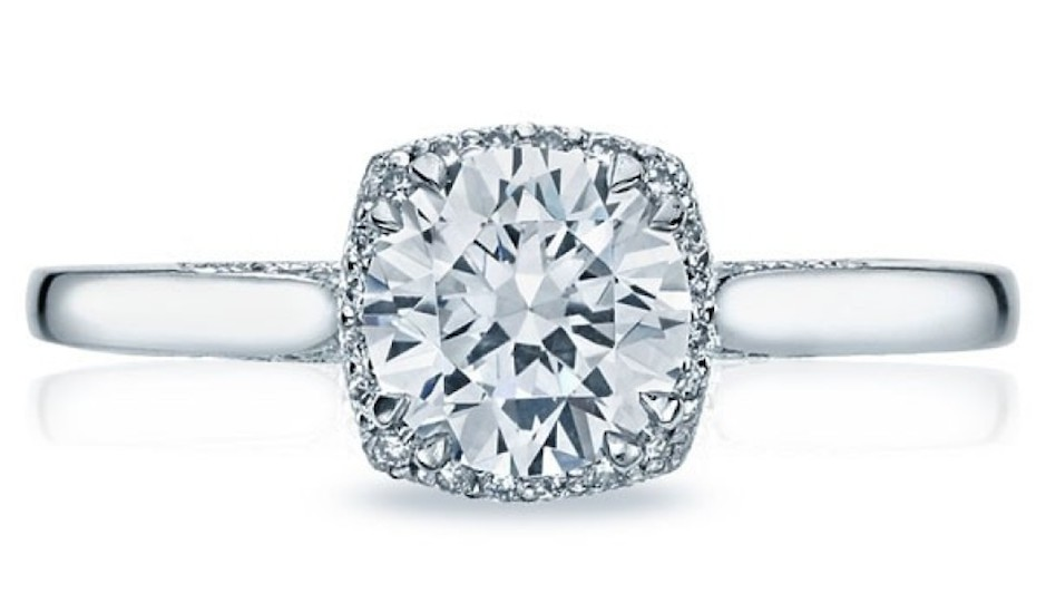 Tacori engagement rings are included in the seriously fab Bernie Robbins sale starting this weekend.