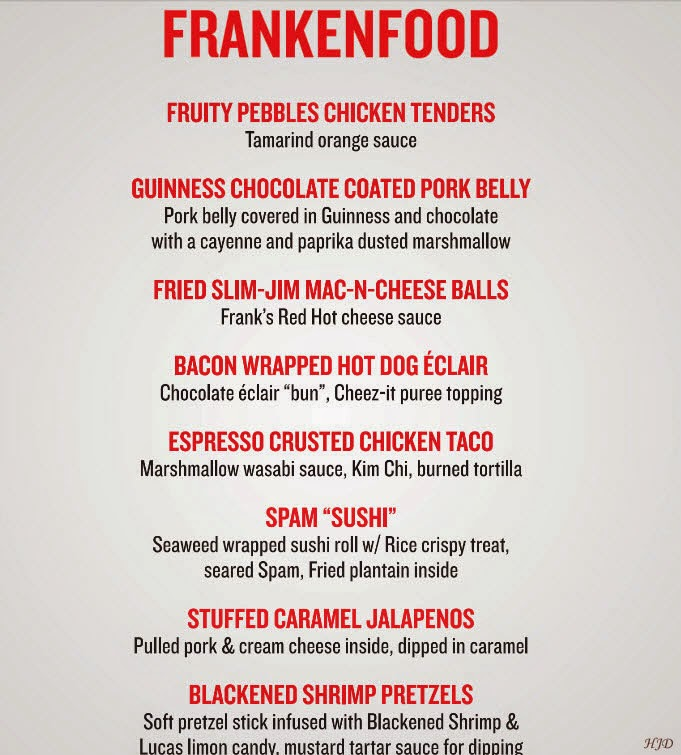 frankenfood-menu
