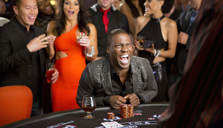 "Philly comedian Kevin Hart in ""Think Like a Man Too."""