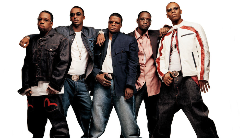 Eighties R&B group New Edition will be honored at Wawa Welcome America's TK.