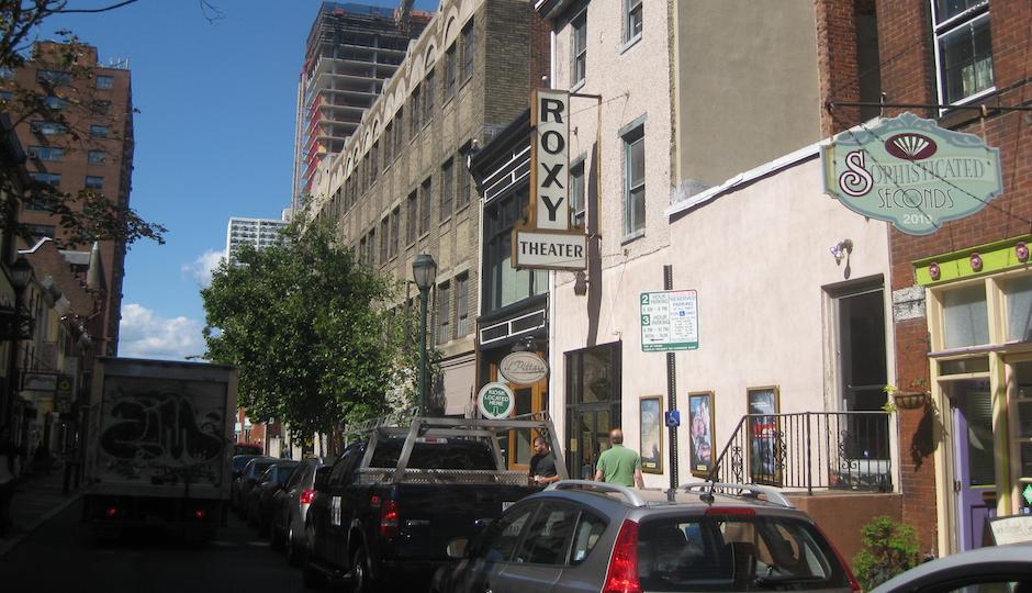 pfs theater at the roxy philadelphia
