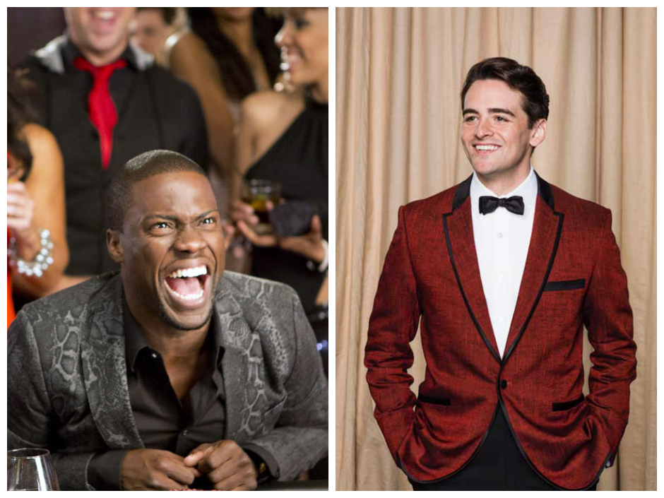 "Philly's Kevin Hart in ""Think Like a Man Too,"" and Villanova grad Vincent Piazza in ""Jersey Boys."" Both films are on their way to earning top spots at the weekend box office."