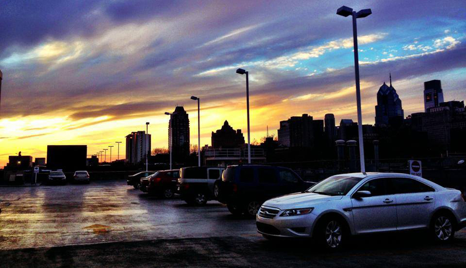 View from the Whole Foods South Street rooftop | Photo via Facebook