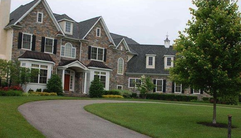 Ryan Howard's Blue Bell home