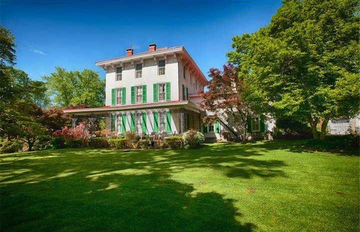 Reduced painter s folly the home that inspired andrew wyeth