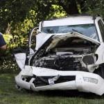 Carjacking Crash