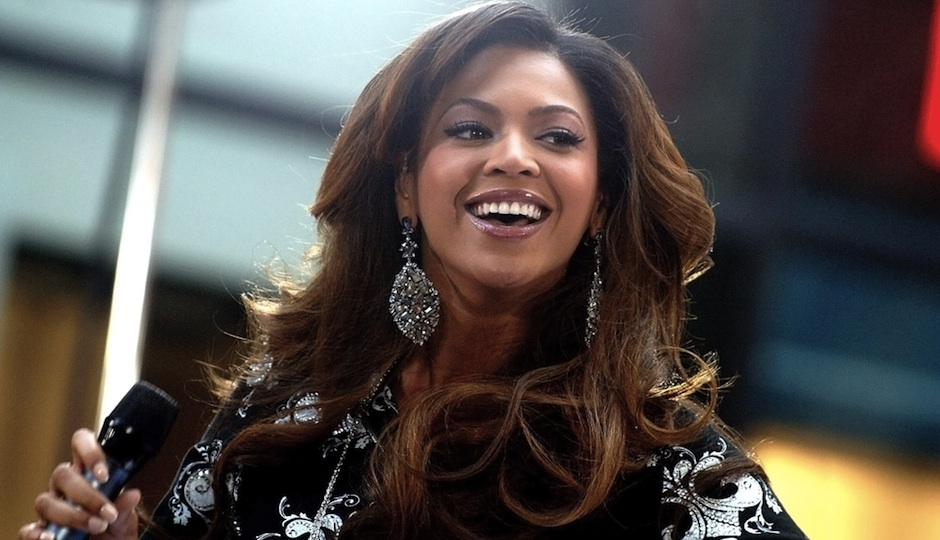 Beyonce Header