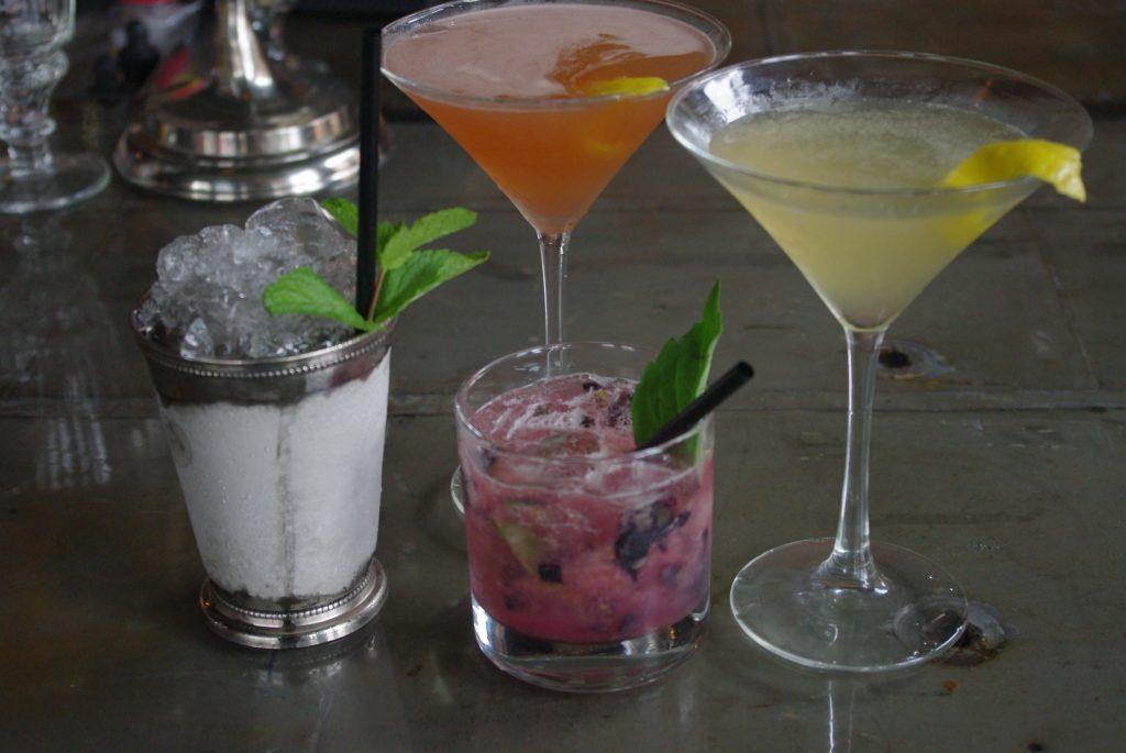 CPBK Cocktails