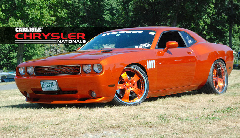 Chryslers At Carlisle >> The One Of A Kind Carlisle All Chrysler Nationals Is Around