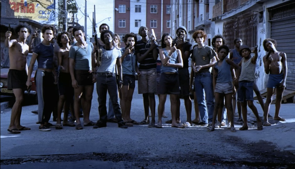 The cast of City of God.