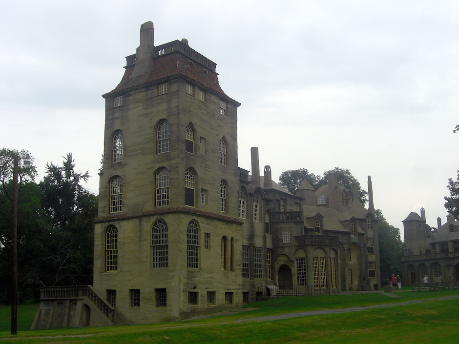 Fonthill Castle. Photo by Jared Kofsky.