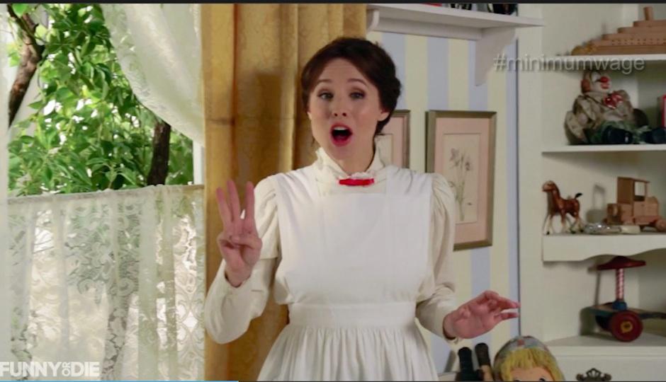 Mary Poppins Kristen Bell
