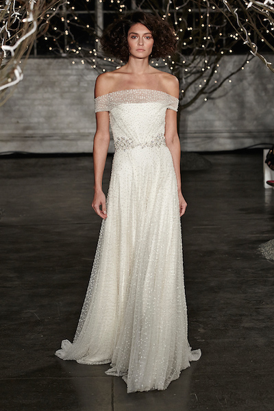Kitty by Jenny Packham. Photo courtesy of the designer.