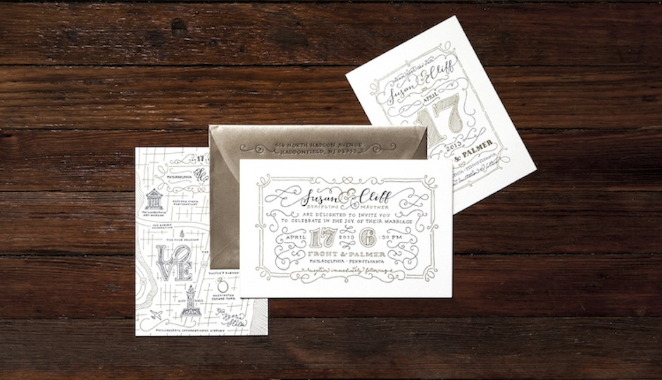 Local Bridal Guide: Design Your Custom Wedding Invitations At One of ...