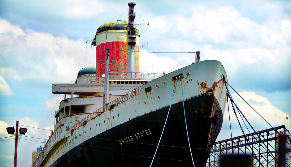 SS United States. Photo | Jeff Fusco