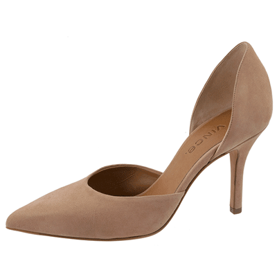 These neutral heels are a no-brainer | Image via Skirt.