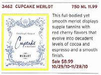 Example Wine Label