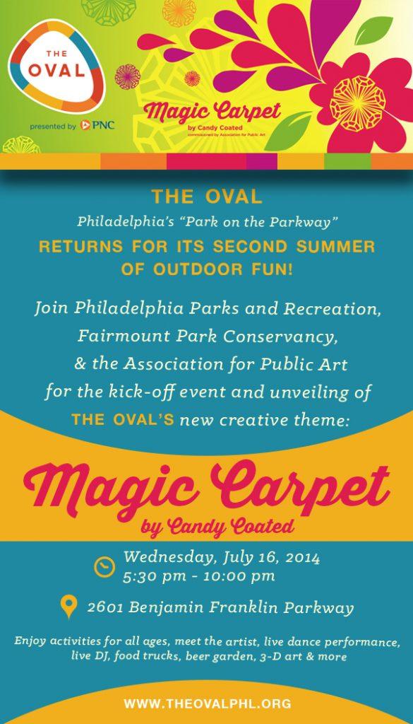 TheOval-Magic Carpet