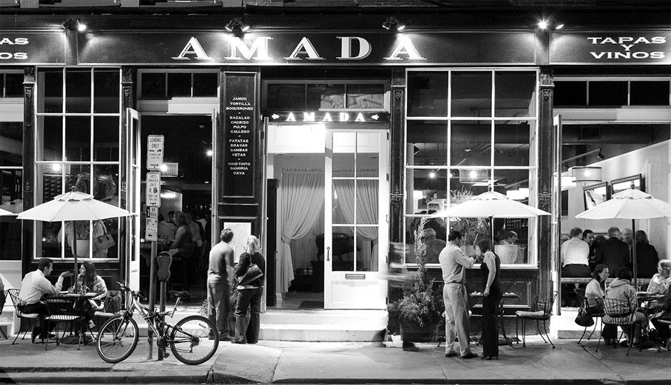 Amada | Courtesy of Garces Group