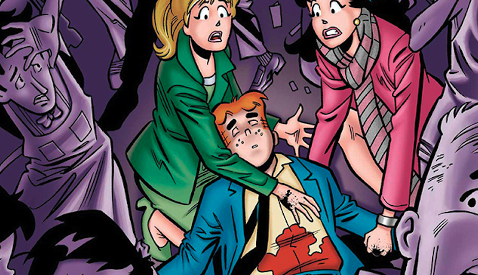 archie dies gay best friend