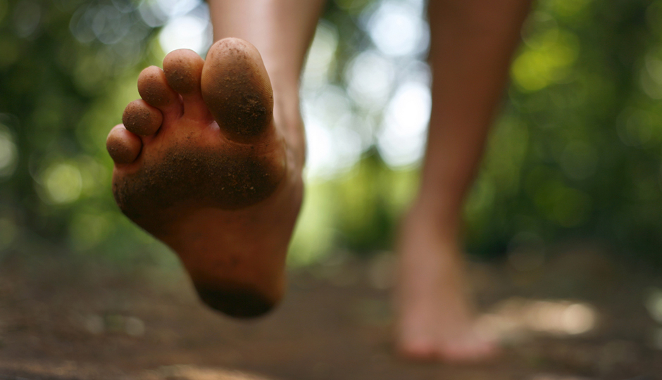 Do we think they wear shoes for this race? | Shutterstock