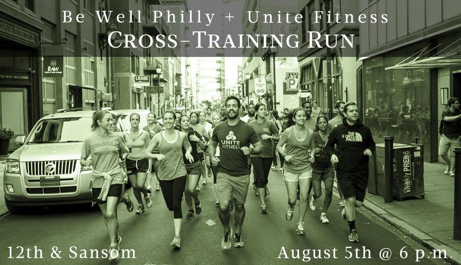 cross-training run lead 2