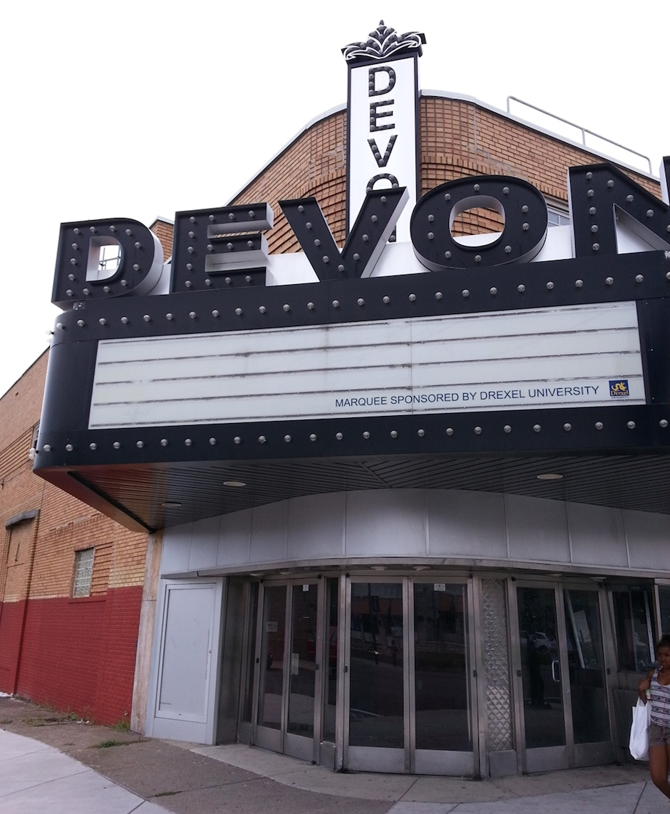 devon theater
