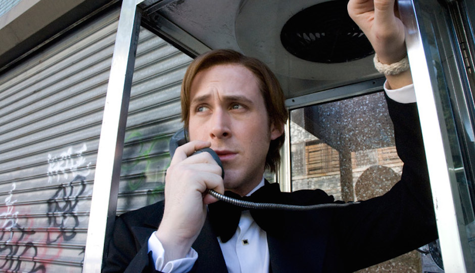 Ryan Gosling in the film All Good Things, loosely based on the life of Robert Durst.