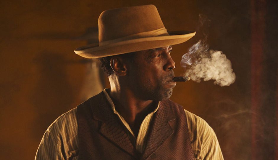 "Michael K. Williams in ""They Die By Dawn,"" screening Sunday during the BlackStar Film Festival."