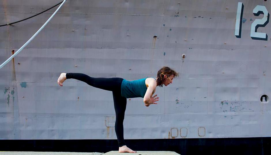Photo via Nava Yoga Center/Facebook