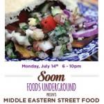 soom foods underground garage