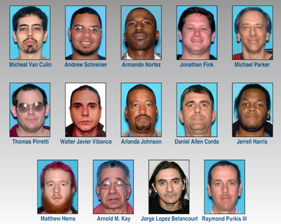 South Jersey School Bus Drivers Arrested for Child Porn