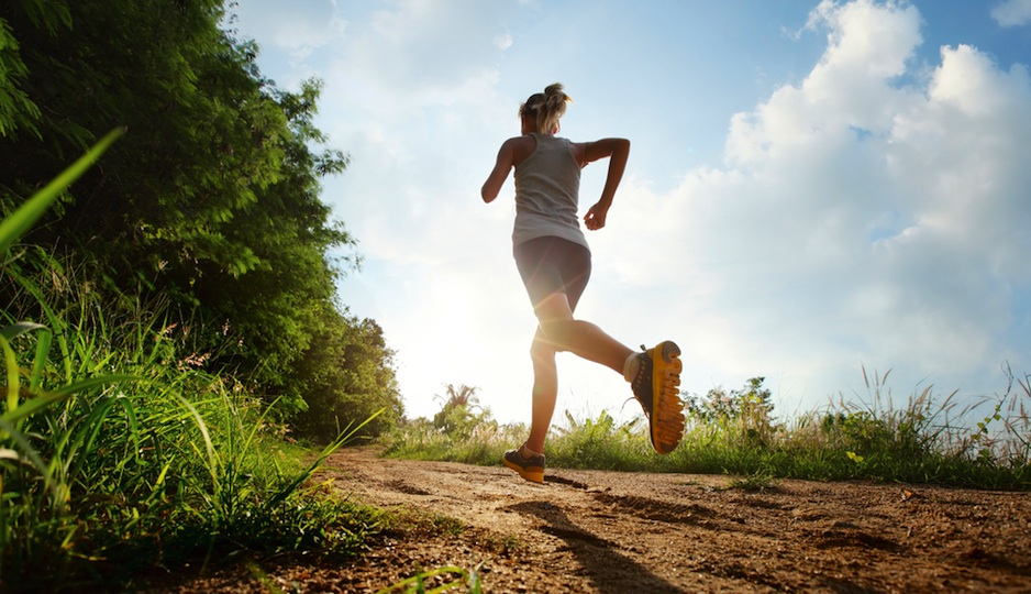 Workout of the Week: Cross-Training Trail Run | Be Well Philly