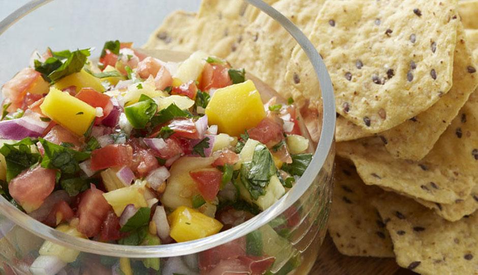 23751: Food Should Taste Good Recipes: Fresh Fruit Salsa
