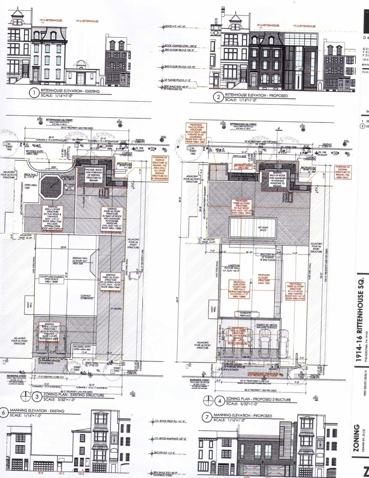 Plans via Center City Residents Association