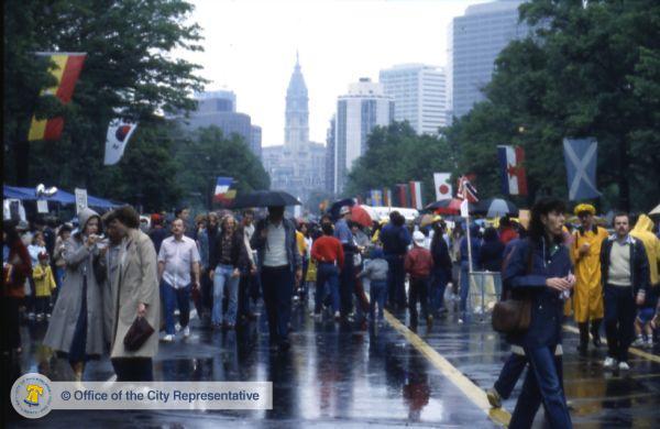 1983 restaurant festival