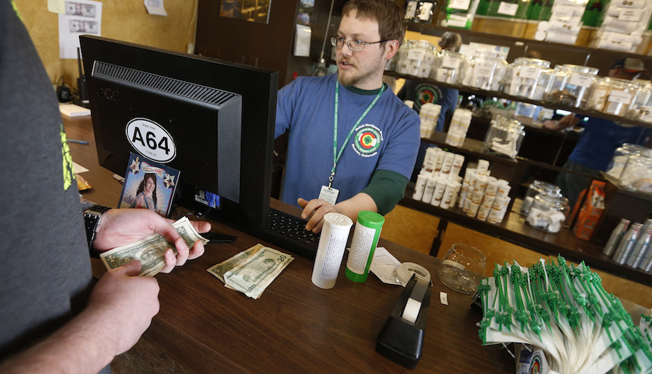 Buying pot legally in Colorado — the stuff of Mayor Nutter's worst, most distopian nightmares.