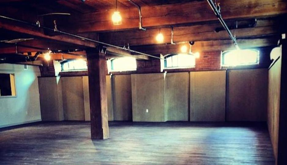 A shot of the new studio space | Photo via Facebook