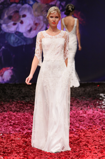 Julia by Claire Pettibone. Photo courtesy of the designer.