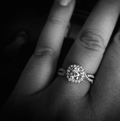 Tamara's ring!