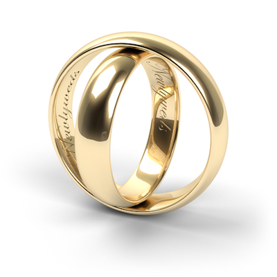 PW-wedding ring engravings