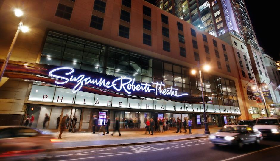 Suzanne Roberts Theater. Photo | G. Widman for Visit Philadelphia