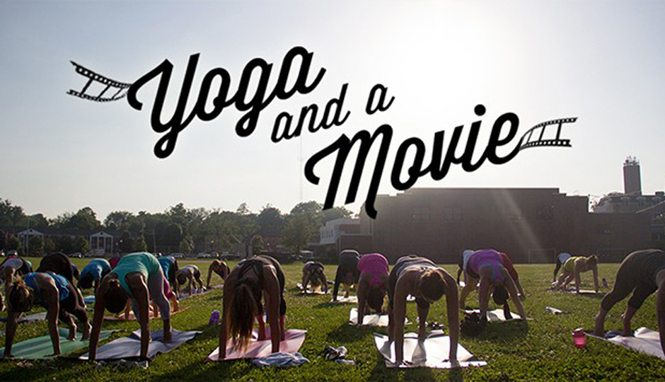 Yoga and Movie