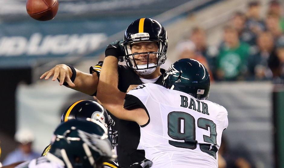 NFL: Preseason-Pittsburgh Steelers at Philadelphia Eagles